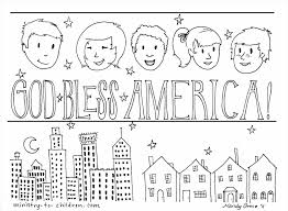 Small Picture Coloring Pages By Number Flag Of Usa Coloring Page For Kids