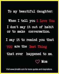 Love My Daughter Quotes Impressive Best Love Quotes Quotes Feat Best Daughter Quotes Daughter Love