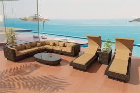 viro wicker usa. Brilliant Viro Athena VIRO Outdoor Wicker Sectional Sofa U0026 Club Chair Set By Las Vegas  Patio Furniture With Viro Usa C