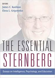 Sternberg Intelligence The Essential Sternberg Essays On Intelligence Psychology
