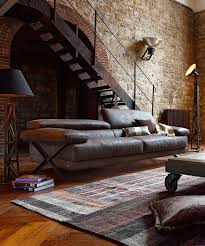 Industrial Style Living Room Furniture Sofa Fragments