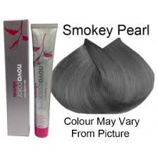 Novacolor Hair Color Chart De Lorenzo Permanent Colour Smokey Pearl 60g Hair Beauty