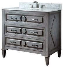 kelly 36 inch vanity only contemporary bathroom vanities and sink consoles