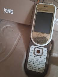 Nokia 7370 (complete with box and ...