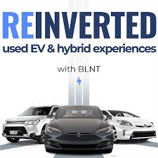 ReInverted - EV and hybrid car ownership experiences