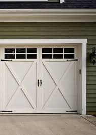 like narrow windows and hardware the big x doesn t work for our home exterior home ideas in 2019 garage doors garage and doors