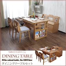 great counter height kitchen tables with storage with coffee sets for kitchen table with storage