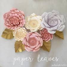Diy Paper Flower Tutorials 28 Fun Paper Flower Projects You Will Love Paper Flower