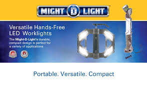 Worklight Led Rechargeable Sticklight Versatile Durable