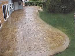 concrete patio designs layouts Concrete Patio Designs for Warm