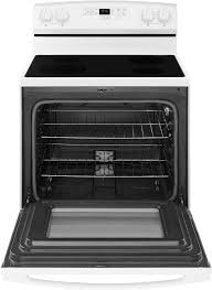 amana aer6603sfw 30 inch electric range in white from amana amana aer6603sfw 4 8 cu ft
