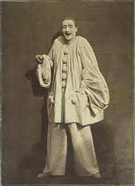 the rise of paper photography in s essay heilbrunn pierrot laughing
