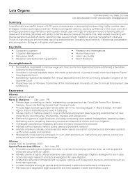 resume templates litigation attorney sample - Litigation Attorney Resume