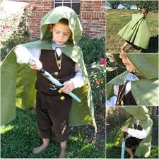 this mama made her son an amazing hobbit costume see more at show tell share