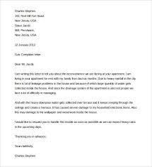 Complaints Letter Format Complaints Letters Samples Magdalene Project Org