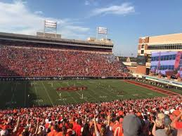 Boone Pickens Stadium Section 307 Home Of Oklahoma State
