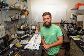 Caleb Fuller Mechanical Engineering Graduate School