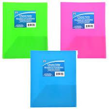 file folders. Unique Folders Jot 2Pocket Plastic File Folders With Zip Cover Pockets To