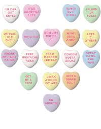 these weird valentines won t start conversation they ll kill it