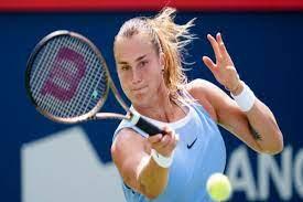 WTA Montreal: Aryna Sabalenka dashes ...