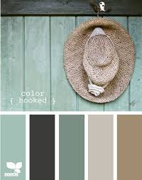 teal, gray, taupe, tan ... kind of leaning towards this color