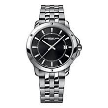 raymond weil watches ernest jones raymond weil tango men s stainless steel bracelet watch product number 1433148