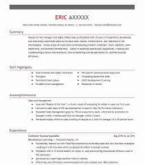 Success Resumes Customer Success Specialist Resume Example Collaboratemd