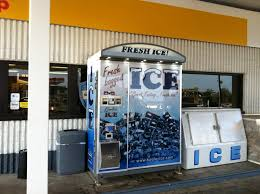 Kooler Ice Vending Machine Locations Stunning IM48 Ice Vending Machine Size Matters Kooler Ice