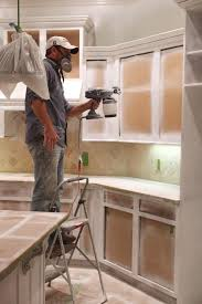 redecor your home design with fantastic beautifull can you spray paint kitchen cabinets and favorite
