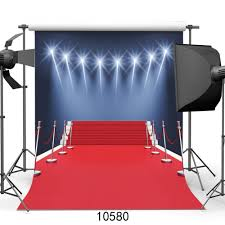 2019 red carpet to stage photography background photophone backdrop fond studio photo background for photo studio vinyl 3d from shuangyin1996