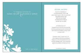 Wedding Program Wording With Sand Ceremony Svapop Wedding