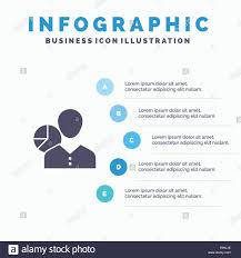 Person Chart Graph Chart Data Employee Manager Person Statistics