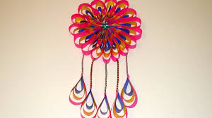 diy room decor ideas how to make paper crafts ideas to decorate your home mandala theme