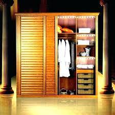 closet light battery led lights for closets operated motion sensor ligh