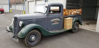 1935 Ford Pickup Truck | ... Auctions Online | Proxibid