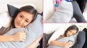 Man Shaped Pillow Diy Boyfriend Cuddle Pillow Laurdiy Youtube