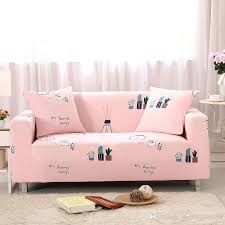 Sectional covers Pet Materialpolyester The Home Depot Printed Flower Elegant Sofa Slipcovers Big Elastic Cloth Sectional