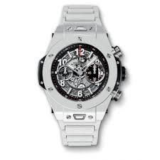 hublot big bang unico automatic men s white ceramic watch 411 hx hublot big bang unico automatic men s white ceramic watch 411 hx 1170