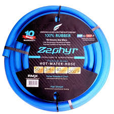 zephyr rubber garden hose without fittings 3 4 in x 50 ft in india at best s