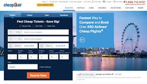 Airline Fare Comparison Chart The 10 Best Flight Search Sites For Booking Cheap Airfare In