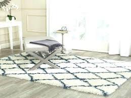 fluffy rugs for bedroom fluffy rugs for bedroom medium size of off white plush area rug
