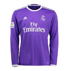 Check out our real madrid jersey selection for the very best in unique or custom, handmade pieces from our men's clothing shops. Buy 2016 2017 Real Madrid Adidas Away Long Sleeve Shirt Kids
