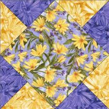blue yellow rose fabric | Details about Blue Yellow Floral Fabric ... & blue yellow rose fabric | Details about Blue Yellow Floral Fabric cut Quilt  Kit Debbie Beaves Adamdwight.com