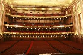 Lyric Opera Of Chicago Chicago Illinois This Is The View