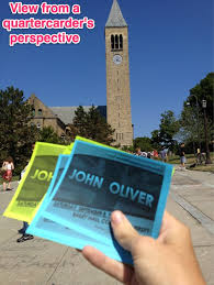 Quarter Cards On Quartercarding Candid At Cornell