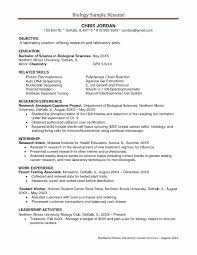 Fresh Behaviour Log Template Unique Skills Section Resume Examples ...