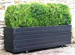 garden planters wooden garden planters very large wooden trough planters long with regard to garden planters garden planters wooden