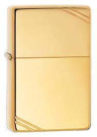 <b>Зажигалка Zippo Vintage Series</b> 1937 (270) золотистая