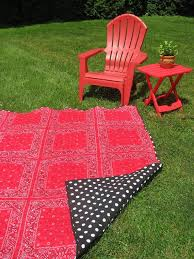 The 25+ best Bandana quilt ideas on Pinterest | Quilts for kids ... & Picnic Blanket Beach Blanket Bandana Quilt Extra Large Adamdwight.com