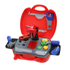 online buy whole building construction tools from 19pcs set simulation builder tool set plastic children kid cosplay builder construction tool box diy